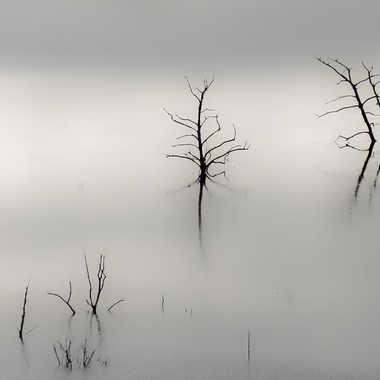 Innondation minimaliste par Gilles-K