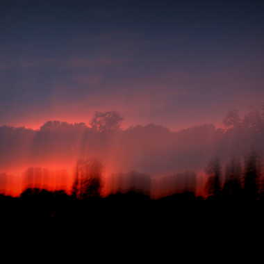 Pour qu'un ciel flamboie ... par Farim