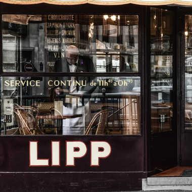 Chez Lipp ... par Buissem