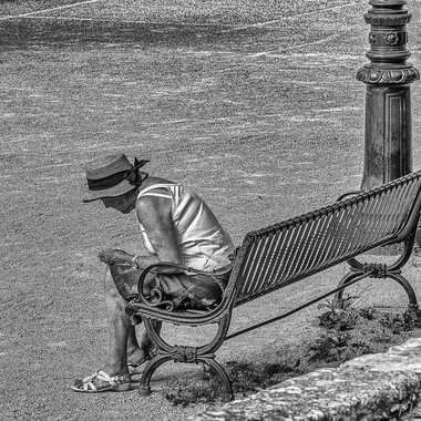 Une petite pause... par Basile59
