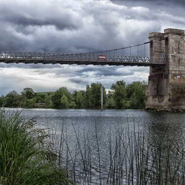 Pont routier de Montmerle-sur-Saône par patrick69220