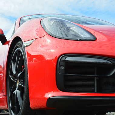 Porsche Couleur Ferrari par maxpayne62