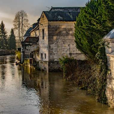 Un canal de Loches par Philipounien