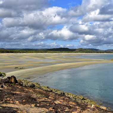 Cap York à marée basse par rmgelpi