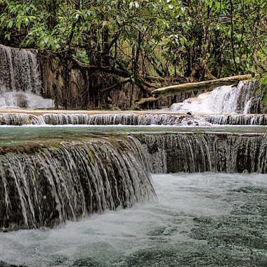 Tat Kuang Si water falls laos par patrick69220