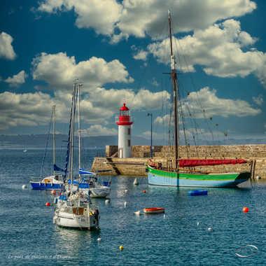 Les petits bateaux. par DedeLoco