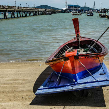 La Barque par Buissem
