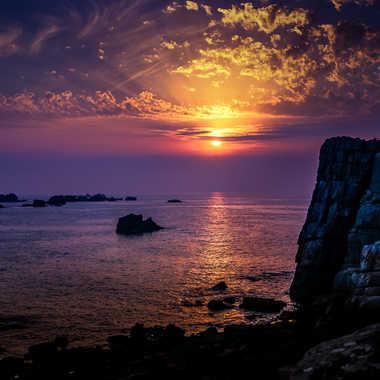 Coucher de soleil breton par brj01