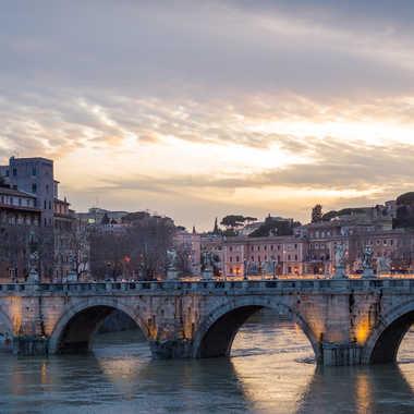 Ponte Sant'Angelo par Stefano