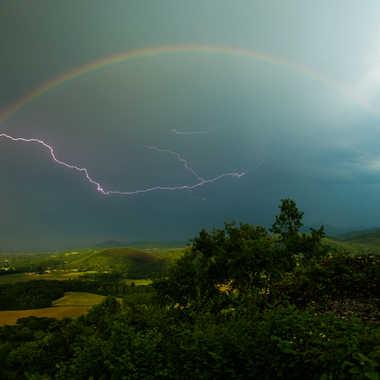 magie du ciel et de la terre par Regis Parrens