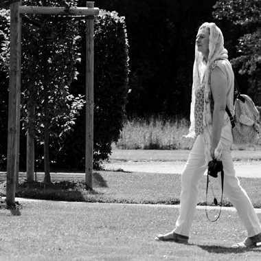 Je marche seule... par mamichat