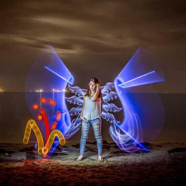 Ange descendu du ciel par Jose Fajardo