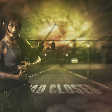 Road Closed par MASU