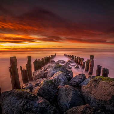 ciel couleur de feu par Oxydo71
