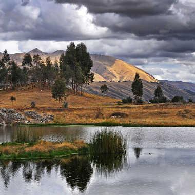 Lac d'altitude. par reactivezoulou