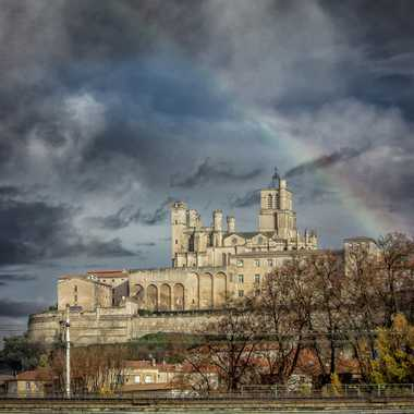 Guirlande sur la Cathédrale par FredoRoiDuVelo