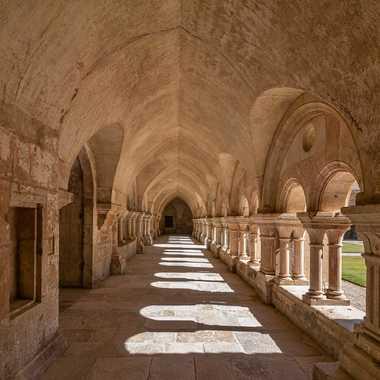 Abbaye de Fontenay (23) par Theodoric