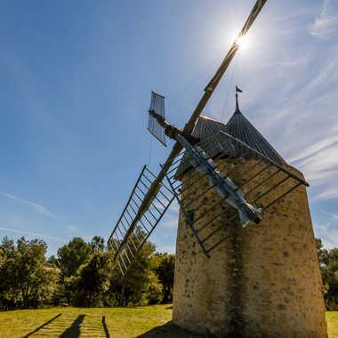 L'ombre du moulin par Dav.sv