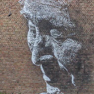 Street art tableau 17 par Basile59