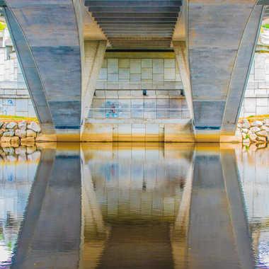 Sous le pont... par Philipounien