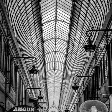 Passage parisien par lumirique