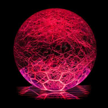 Fire Ball par Stéphane Sda