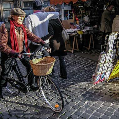 Casquette à Vélo par Buissem