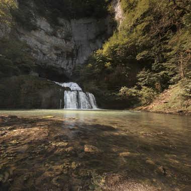 Source du Lison (Jura) par luctheo