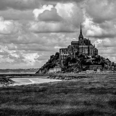 Mont-Saint-Michel par Eric Adde