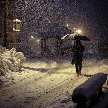 Tempête de neige par Christophe_c