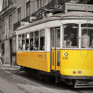 Tram 28, Lisbonne par Laurent33160
