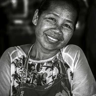 Sourire Thaï par Fioenz