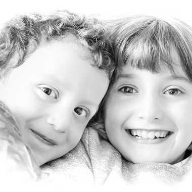 Frère et soeur par Dav.sv