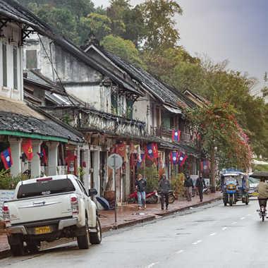 Il pleut sur Luang Prabang par patrick69220