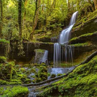 Cascade de la Fronde par brj01