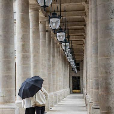 Palais Royal par Buissem