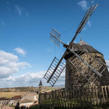 Moulin de Lautrec par Buissem