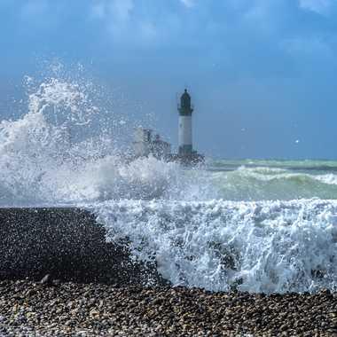 une mer en colère... par bubu91