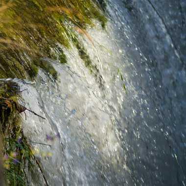 Soleil sur l eau par brj01