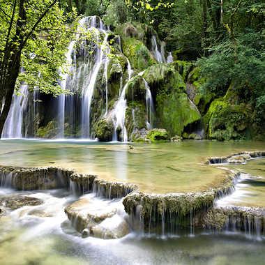cascade du Jura par loutcho