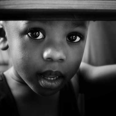 regard d'enfant par Nimo