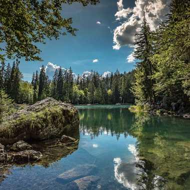 Le lac Vert par brj01