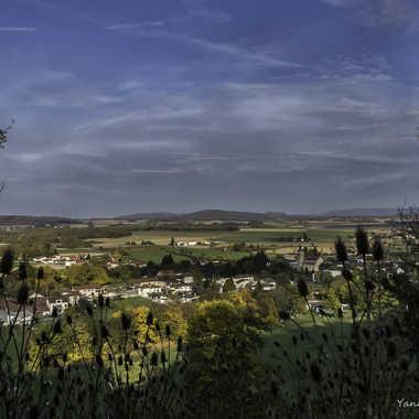 Village de Le Mottier par yann38
