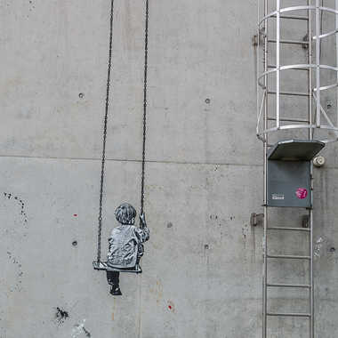 Street art tableau 8 par Basile59