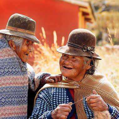 Femmes Aymara par XavR