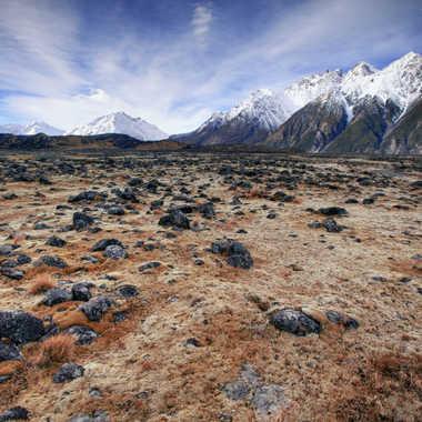 Mount Cook Area par AlexM