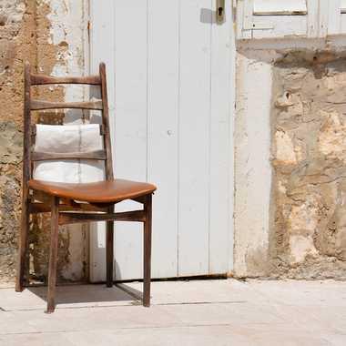 La chaise et le torchon par mamichat