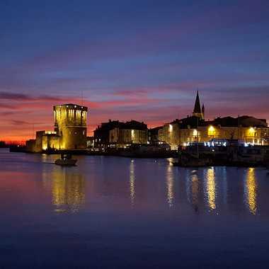 Vieux port par Jerome Rabille