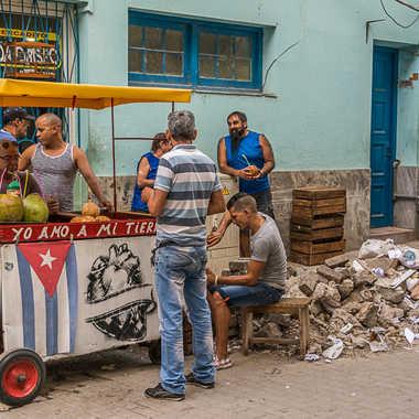 Bar à coco par Basile59