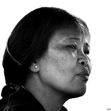 Femme d'Asie. par mamichat